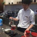 抽出にもこだわる!イケメンによるカフェレクセルコーヒーセミナー ~ Coffee Seminar at CAFE LEXCEL