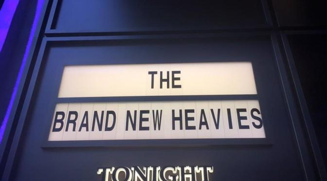 アシッドジャズの王者ブランニューへビーズ来日! ~ The Brand New Heavies Live at Blue Note Tokyo