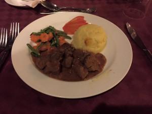 アンボセリお肉